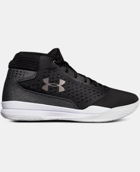 New Arrival Men's UA Jet Mid Basketball Shoes  1 Color $75