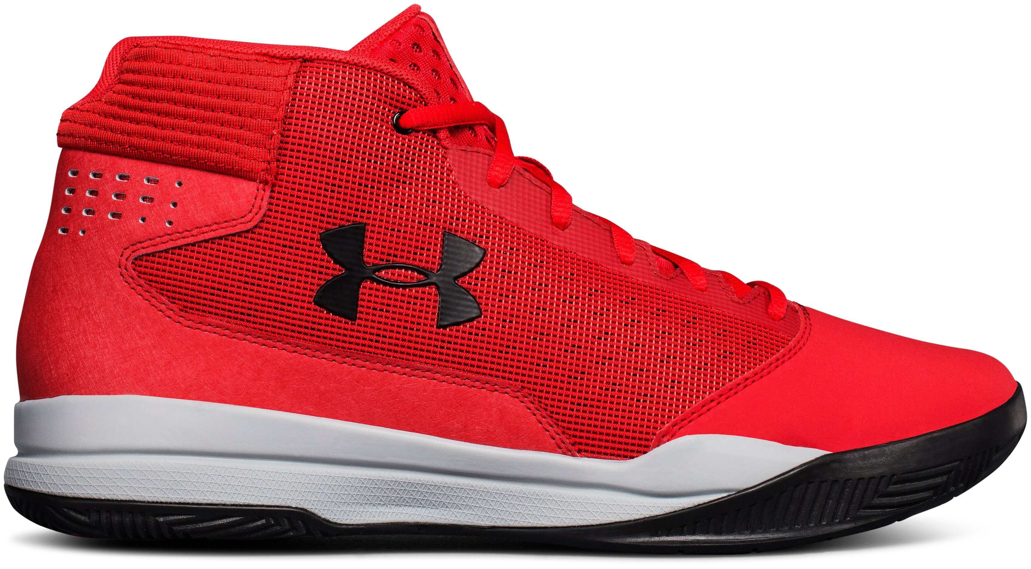Men's UA Jet Mid Basketball Shoes 2 Colors $75.00