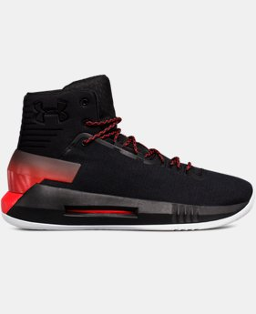 New Arrival Men's UA Drive 4 Basketball Shoes  1 Color $114.99
