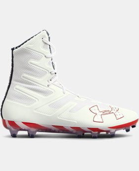 New Arrival Men's UA Highlight MC LE Football Cleats   $140