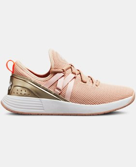 Women's UA Breathe Trainer Training Shoes  6  Colors Available $80