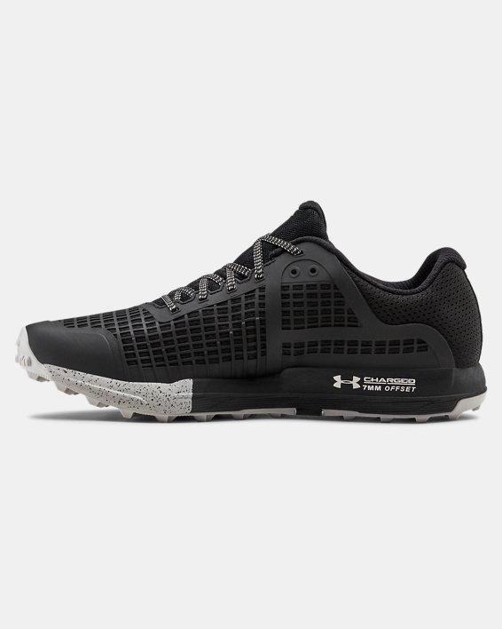 Men's UA Horizon BPF Trail Running Shoes, Black, pdpMainDesktop image number 1