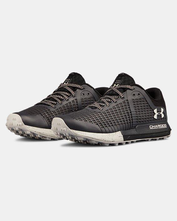 Women's UA Horizon BPF Trail Running Shoes, Gray, pdpMainDesktop image number 4