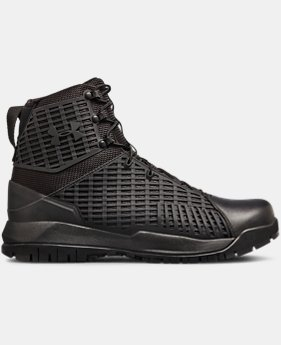Men's UA Stryker Side-Zip Boots  1  Color Available $165