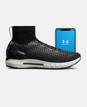 New Arrival Men's UA HOVR™ CGR Mid Connected Running Shoes  1  Color Available $140