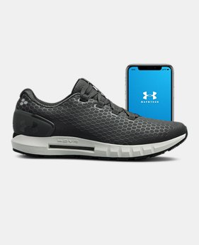 New Arrival Men's UA HOVR™ CGR Connected Running Shoes  2  Colors Available $120