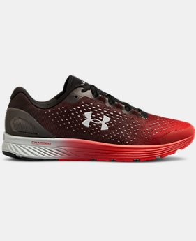 Men's UA Charged Bandit 4 Running Shoes  5  Colors Available $100