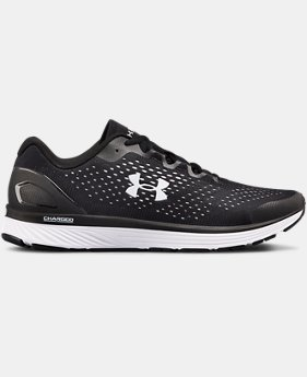 New Arrival Men's UA Charged Bandit 4 Team Running Shoes  2  Colors Available $80