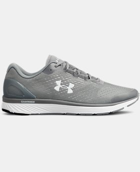 Men's UA Charged Bandit 4 Team Running Shoes LIMITED TIME ONLY 1  Color Available $56