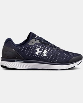 Men's UA Charged Bandit 4 Team Running Shoes 30% OFF ENDS 11/26 3  Colors Available $56