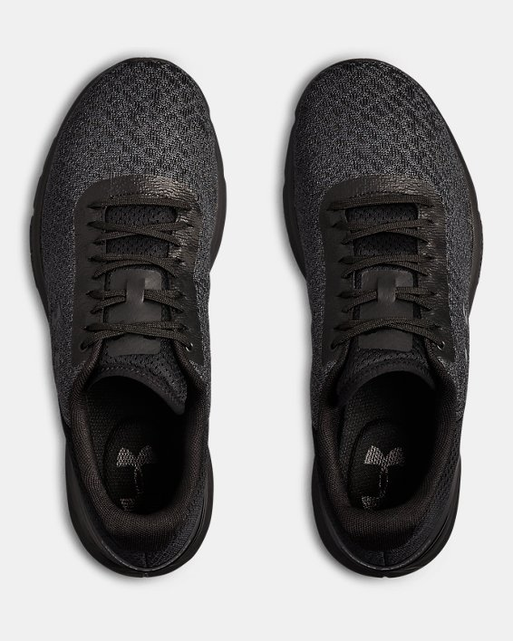Men's UA Charged Escape 2 Running Shoes, Black, pdpMainDesktop image number 3