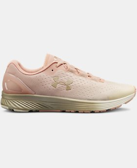 New Arrival Women's UA Charged Bandit 4 Running Shoes FREE U.S. SHIPPING 4  Colors Available $80