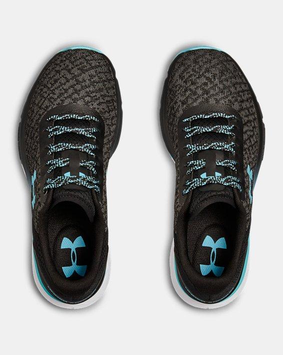Women's UA Charged Escape 2 Reflect Running Shoes, Black, pdpMainDesktop image number 3