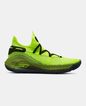 32b5b313bbb3 Grade School UA Curry 6 Basketball Shoes  110