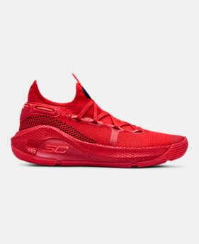 3a3b86f0193c Grade School UA Curry 6 Basketball Shoes 1 Color Available  110