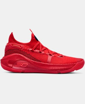 New Arrival  Grade School UA Curry 6 Basketball Shoes  2  Colors Available $140