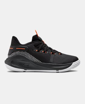 e5bfdfca73561e New Arrival Pre-School UA Curry 6 Basketball Shoes 4 Colors Available  100