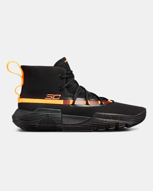 Grade School UA Curry 3Zer0 2 Basketball Shoes