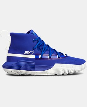 Boys' Grade School UA SC 3ZER0 II Basketball Shoes  1  Color Available $85