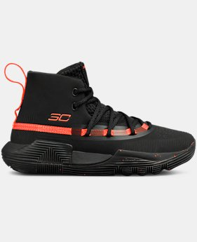 Boys' Pre-School UA Curry 3Zer0 2 Basketball Shoes  3  Colors Available $90