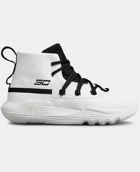 New Arrival Boys' Pre-School UA Curry 3Zer0 2 Basketball Shoes  1  Color Available $75
