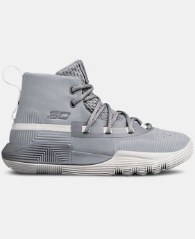 Best Seller Boys' Pre-School UA Curry 3Zer0 2 Basketball Shoes  5  Colors Available $75