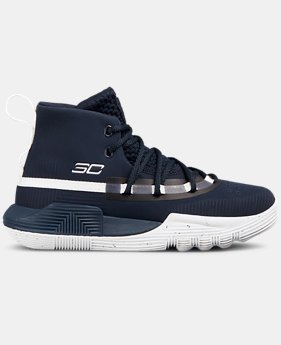 New Arrival Boys' Pre-School UA Curry 3Zer0 2 Basketball Shoes  2  Colors Available $75