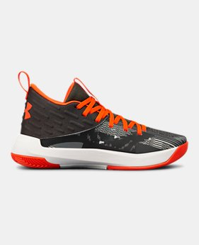 35687253a31b Boys  Grade School UA Lightning 5 Basketball Shoes 2 Colors Available  52.99