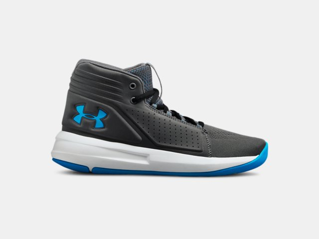 various colors 8796b 9c928 Boys  Grade School UA Torch Mid Basketball Shoes   Under Armour US