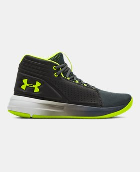 072cbdb52f55 Boys  Grade School UA Torch Mid Basketball Shoes 2 Colors Available  75