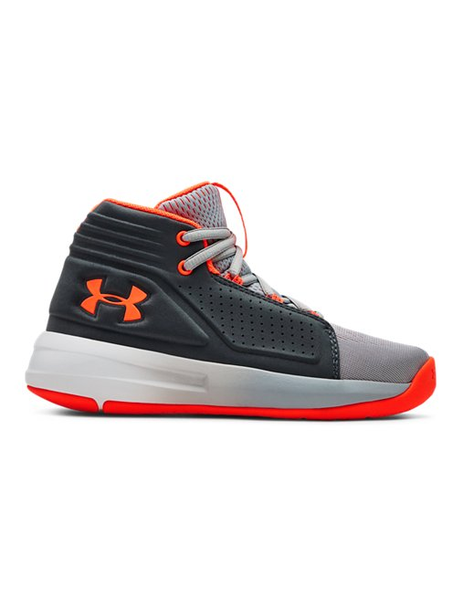 reputable site cc8af 10cbd This review is fromBoys  Pre-School UA Torch Mid Basketball Shoes.