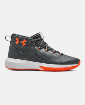 309a22cc4e8 New to Outlet Boys' Grade School UA Lockdown 3 Basketball Shoes 1 Color  Available $41.99