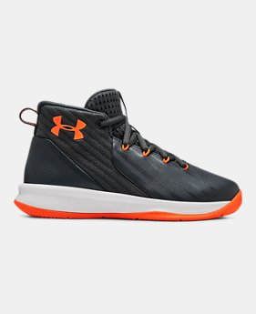 finest selection 9ee00 472c5 Boys  Pre-School UA Lockdown 3 Basketball Shoes 1 Color Available  50
