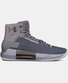 New Arrival Men's UA Drive 4 X Basketball Shoes  1 Color $119.99
