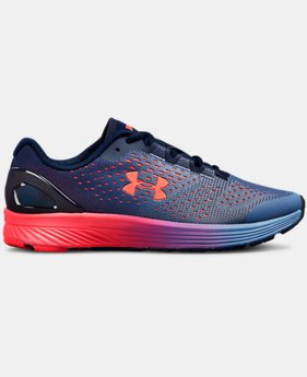 New Arrival  Girls' Grade School UA Charged Bandit 4 Running Shoes  2  Colors Available $90