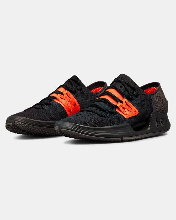 Men's UA SpeedForm® AMP 3.0 Training Shoes, Black, pdpMainDesktop image number 4