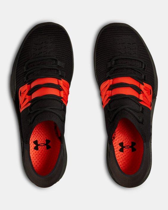 Men's UA SpeedForm® AMP 3.0 Training Shoes, Black, pdpMainDesktop image number 3