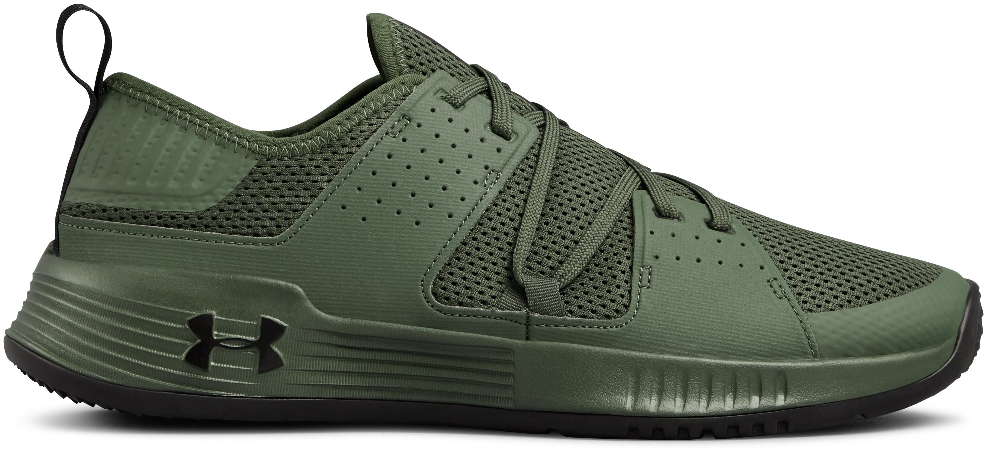 Men's UA Showstopper 2.0 Training Shoes, 360 degree view