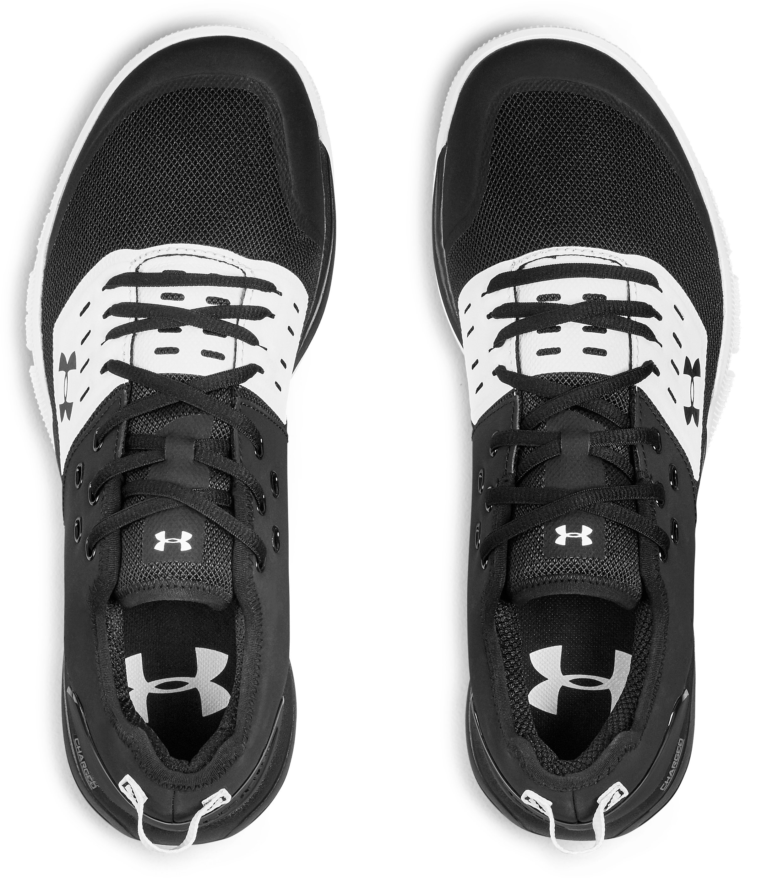 Men's UA Charged Ultimate 3.0 Training Shoes, Black ,