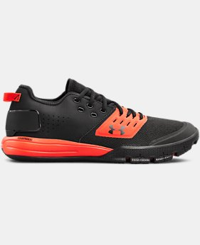Men's UA Charged Ultimate 3.0 Training Shoes  2  Colors Available $80