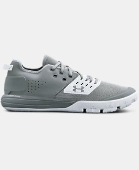 New Arrival Men's UA Charged Ultimate 3.0 Training Shoes  1  Color Available $80