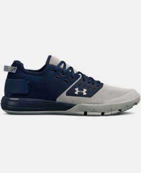 Men's UA Charged Ultimate 3.0 Training Shoes  1  Color Available $80