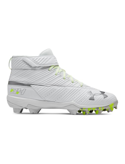 4b5d8a33311 This review is fromMen s UA Harper 3 Mid RM Baseball Cleats.