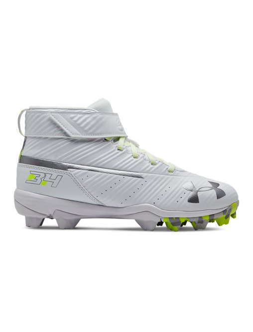79258ba1737b This review is fromBoys' UA Harper 3 Mid RM Jr. Baseball Cleats.
