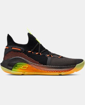 New Arrival  UA Curry 6 Basketball Shoes  2  Colors Available $160