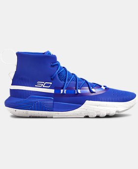 Men's UA SC 3ZER0 II Basketball Shoes  2  Colors Available $100