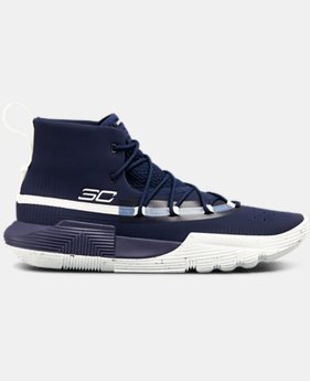 Men's UA SC 3ZER0 II Basketball Shoes  1  Color Available $120