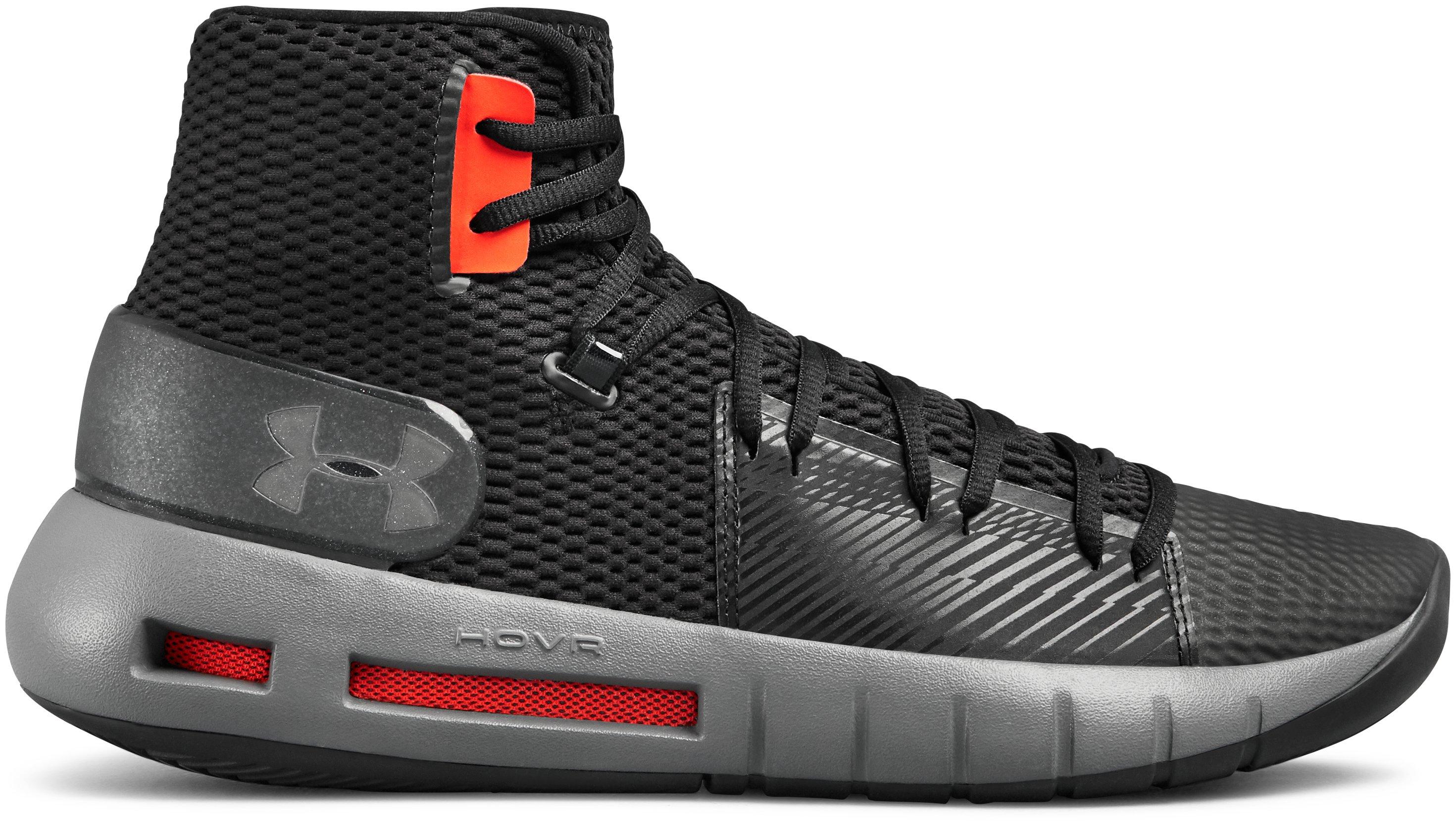 Men's UA HOVR™ Havoc Basketball Shoes, 360 degree view