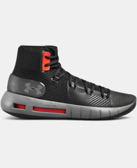 New Arrival Men's UA HOVR™ Havoc Basketball Shoes  4  Colors Available $115