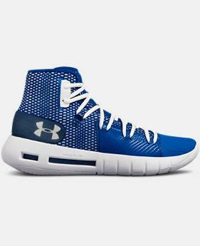New Arrival Men's UA HOVR™ Havoc Basketball Shoes  2  Colors Available $115